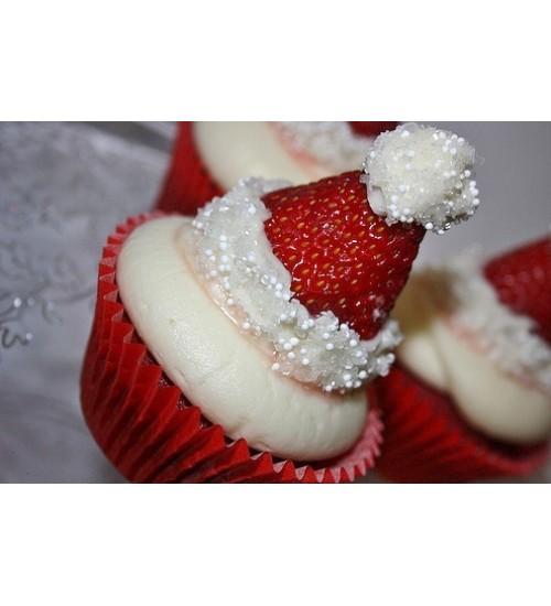 Christmas Theme Cupcakes