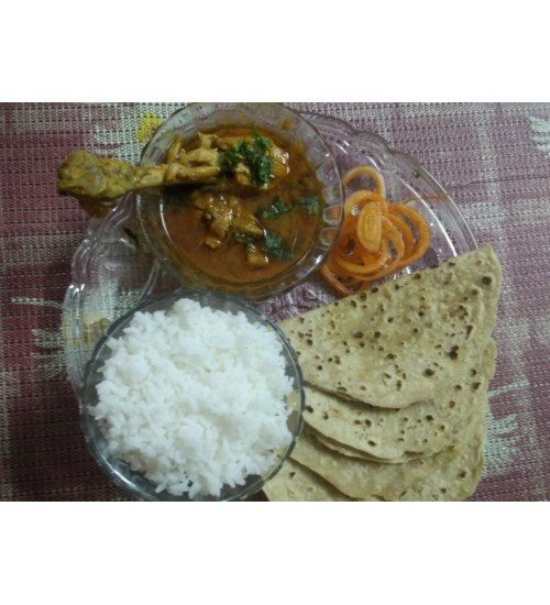 Chicken Curry Combo