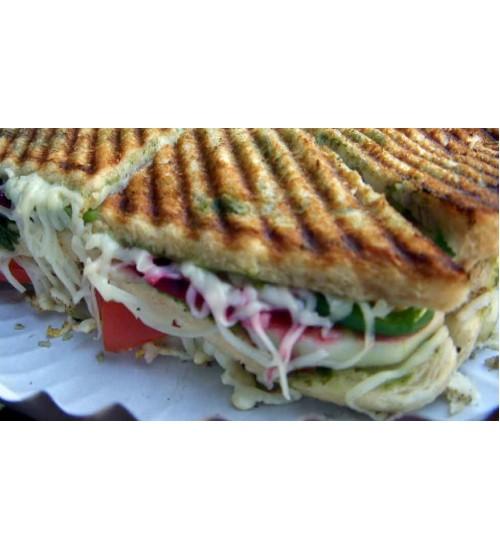 Grilled Sandwich - Veg