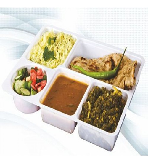 Executive Veg Meal Tray